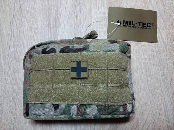 Аптечка Multitarn® Small 25-Piese First Aid Set Leina, Mil - Tec. Німеччина. Новий товар., фото 2