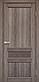 Шпоновані міжкімнатні двері Korfad Classico CL-06, фото 2