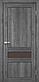 Шпоновані міжкімнатні двері Korfad Classico CL-06, фото 5