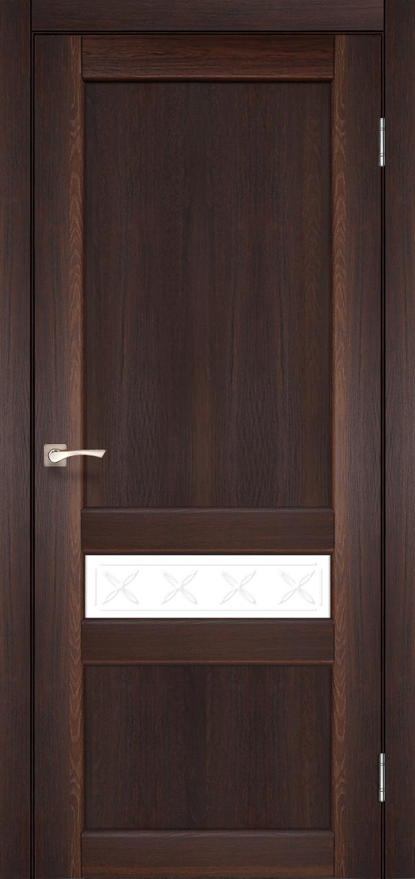 Шпоновані міжкімнатні двері Korfad Classico CL-07