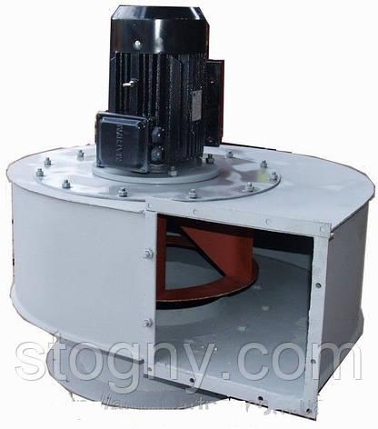 Вентилятор Р8-УЗК-50 с двигателем , фото 2