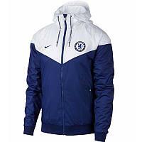 f1c9da7d Куртки и жилетки мужские Nike Chelsea Windrunner Jacket 905483-417(02-13-