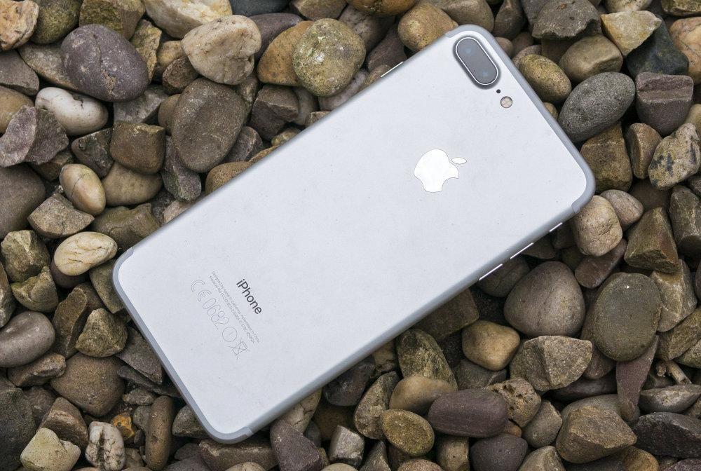 IPhone 7Plus заводская  Корейская копия серебро 32ГБ