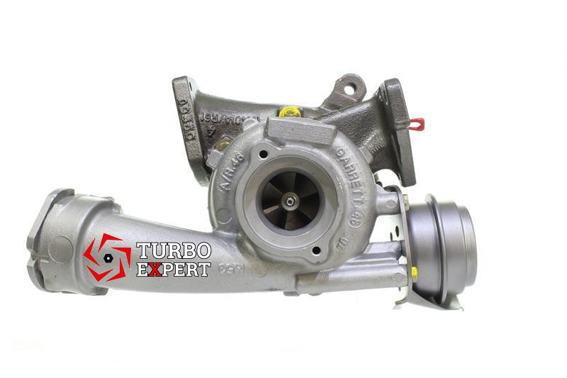 Турбина 720931-5004S (Volkswagen T5 Transporter 2.5 TDI 174 HP)