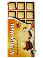 Шоколад Schogetten Trilogia Noisettes
