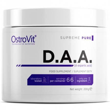 Бустер тестостерона Ostrovit Pure D.A.A 200 g, фото 2