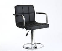 Визажное кресло с подлокотниками
