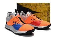 Баскетбольные кроссовки Nike Zoom PG 3 orange