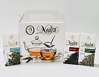 """Подарочный чайный  набор """"Шелковый путь"""" , 150 г ТМ НАДИН  ( №63)"""