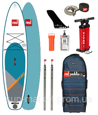 """SUP доска Red Paddle Co Sport 11'3"""" x 32"""", 2019"""