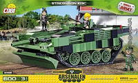 Детский конструктор Cobi World Of Tanks - Танк   STRIDSVAFN 103C 600 деталей Cobi-2498