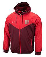 Куртки та жилетки FCB M NSW WR WVN AUT CL(02-13-13-03) M