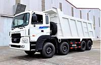 Аренда грузового автосамосвала Hyundai HD370