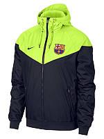 Куртки та жилетки FCB M NSW WR WVN AUT(02-13-15-04) L