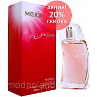 ✅ Женская туалетная вода Mexx Fly High Woman 60 ml (Мекс Флай Хай) ✅