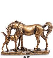 """Фигура """"Лошадь с жеребенком"""", 23 см., MN- 38, фото 1"""