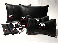 Комплект аксессуаров салона Toyota CAMRY черный