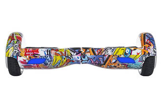 Гироборд ERGO Typhoon G651 Graffiti wall