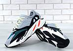Мужские кроссовки Adidas Yeezy Boost 700, фото 8