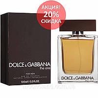 ✅ Мужская туалетная вода Dolce & Gabbana The One for Men 100 ml (Дольче Габанна Зе Ван Фо Мэн) ✅