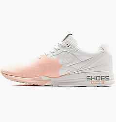 "Женские кроссовки Le coq Sportif LCS R800 Sorbet Pack ""Optical White"" Peach 1810291, оригинал"