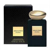 Мужская парфюмированная вода Giorgio Armani Prive Oud Royal (реплика)