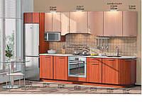 "Кухня Софт ""КХ-85"" (3,53м)(Комфорт)"
