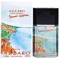 Мужская туалетная вода Azzaro Pour Homme Summer Edition 2013  (реплика)