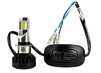 LED Мотолампа RTD01 (Мотоциклетная LED лампа головного света) 3500LM Ближний: 2000LM Корея!