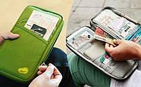 Органайзер для путешествий дорожный авиа салатовый, Органайзеры для путешествий , Органайзер для подорожей дорожній авіа салатовий