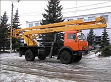 Послуги Автовишки 22-24-25-28 метрів