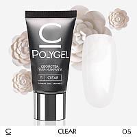 Полигель / Polygel Cosmolac CLEAR 30 мл