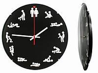 Часы настенные Камасутра, Годинники настінні Камасутра, Подарки для взрослых