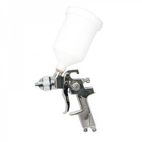 Краскопульт пневматический HVLP верхний бак 2,5мм AUARITA  H-970P-2.5