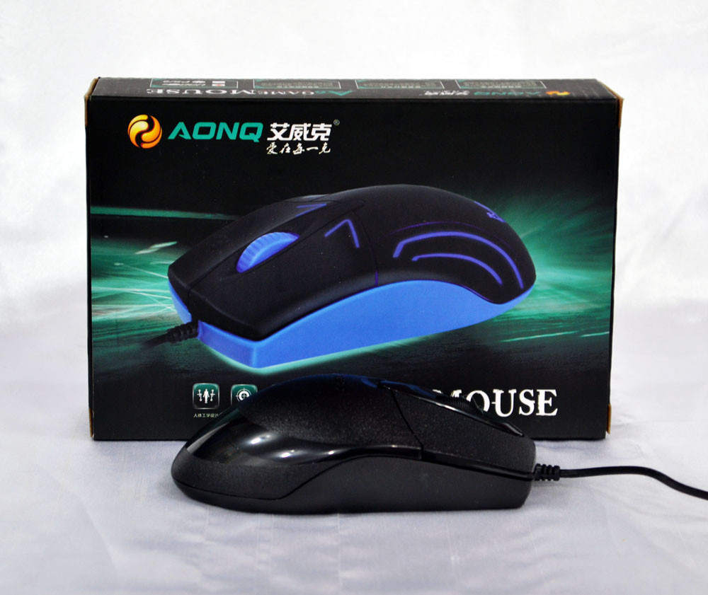 Компьютерная USB мышь A6
