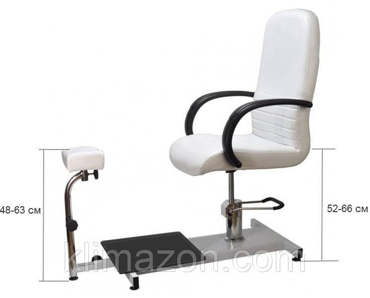 Педикюрное кресло 100-6820