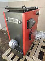 Котел шахтный Холмова на электронном управлении Termico КДГ 12 кВт