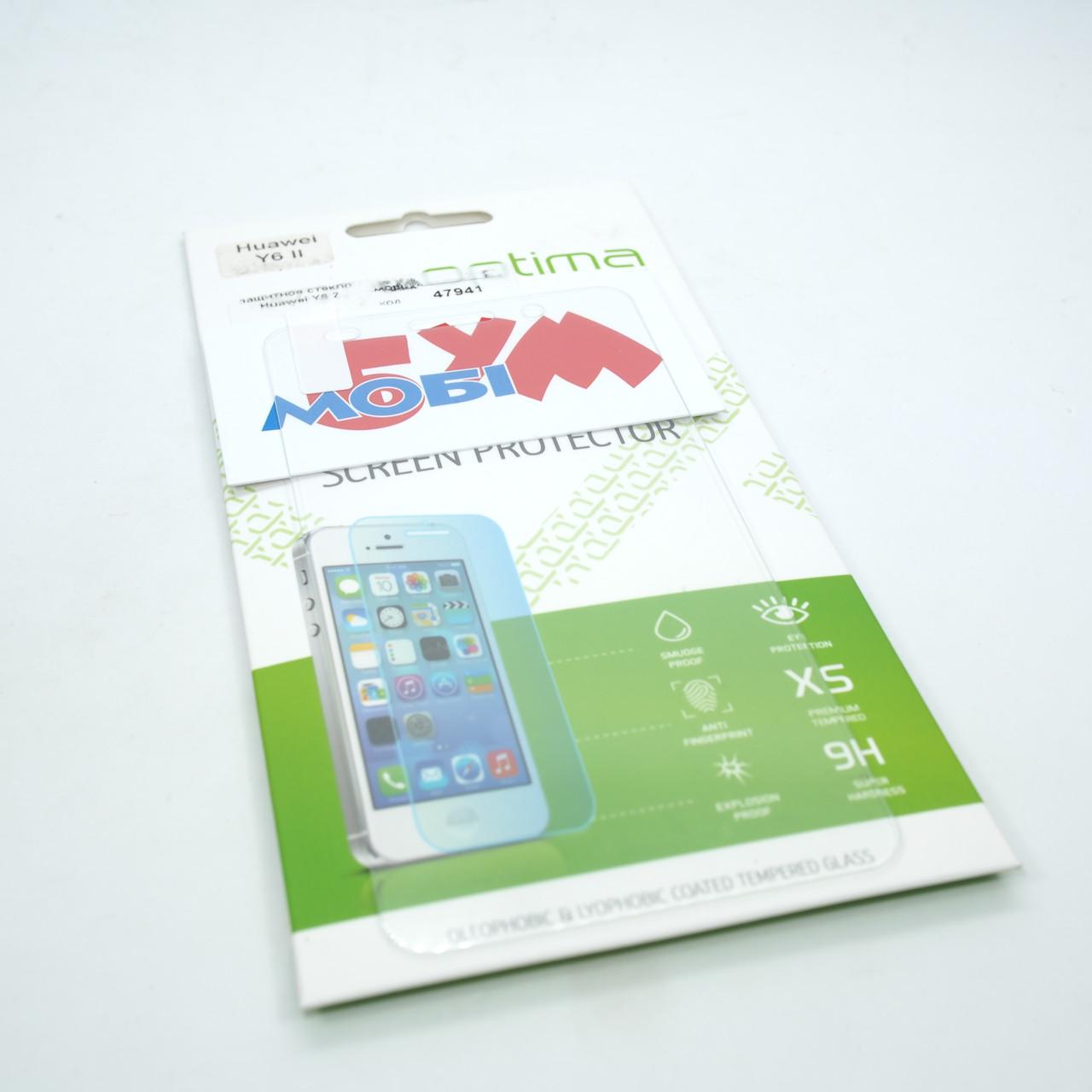 Защитное стекло Huawei Y6 2 Для телефона