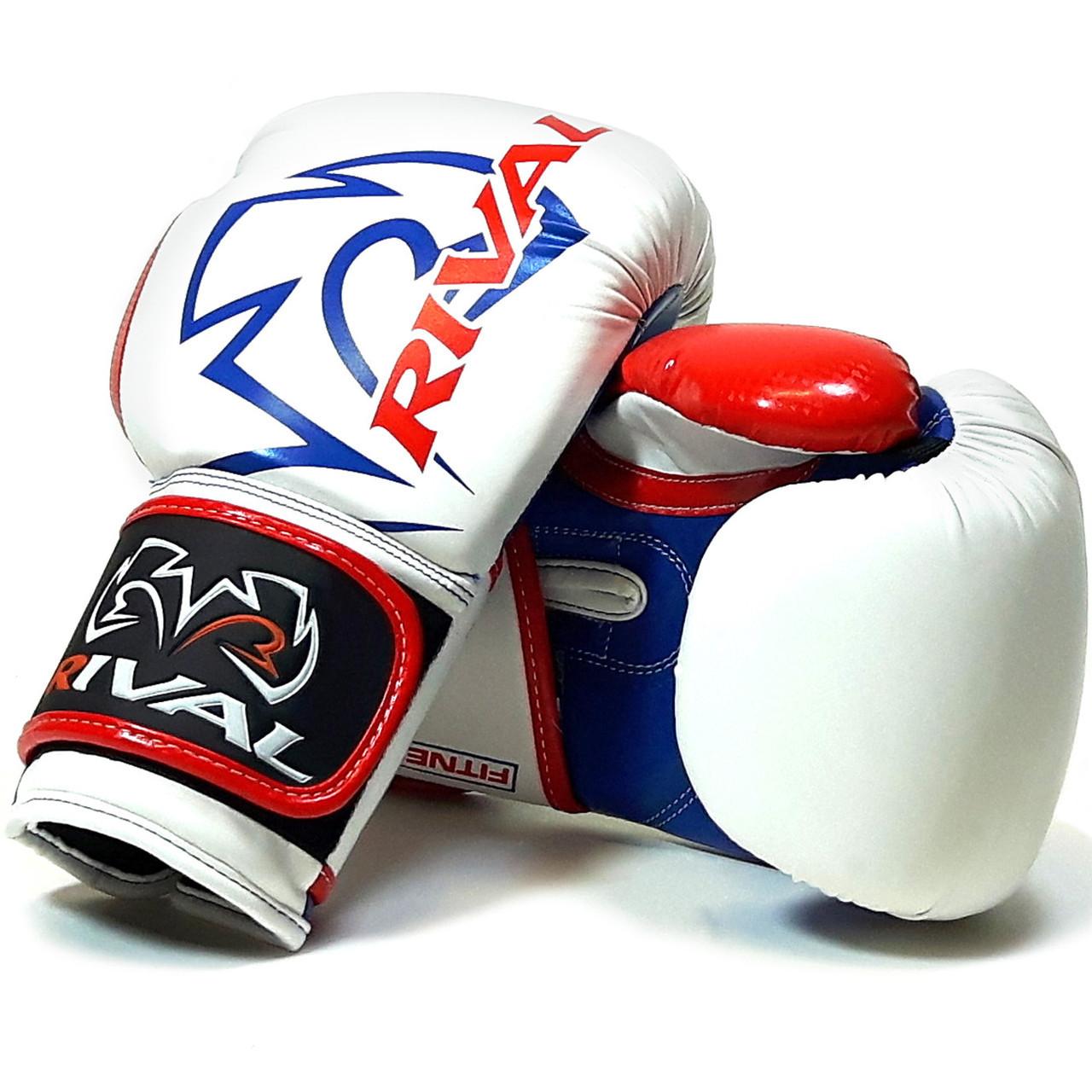 Rival Boxing Econo Bag Gloves Blue