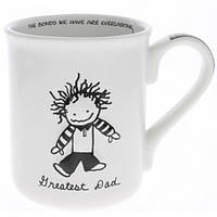 Чашка Самый лучший папа, Чашка найкращий тато, Оригинальные чашки и кружки