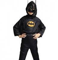Детский карнавальный костюм Бетмен, Дитячий карнавальний костюм, Бетмен