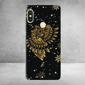Чехол для Xiaomi (все модели) Gold Sova