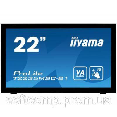 Монитор iiyama T2235MSC-B1, фото 1