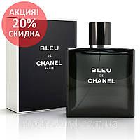 ✅ Мужская туалетная вода Chanel Bleu de Chanel 100 ml (Шанель Блю де Шанель) ✅