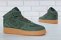 Ботинки мужские Nike Air Force Winter Green