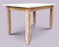 Стол обеденный деревянный 046