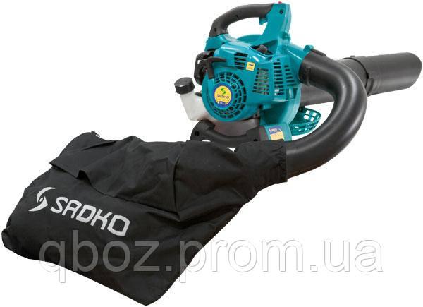 Воздуходувка - пылесос бензиновая SADKO BLV-260G