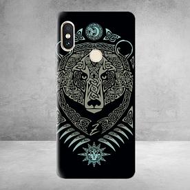 Чехол для Xiaomi (все модели) Bear