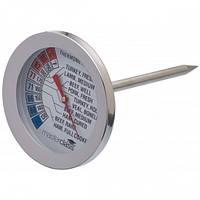 Термометр для мяса Deluxe из нержавеющей стали, Термометр для м'яса Deluxe з нержавіючої сталі, Измерительные Приборы, Вимірювальні прилади