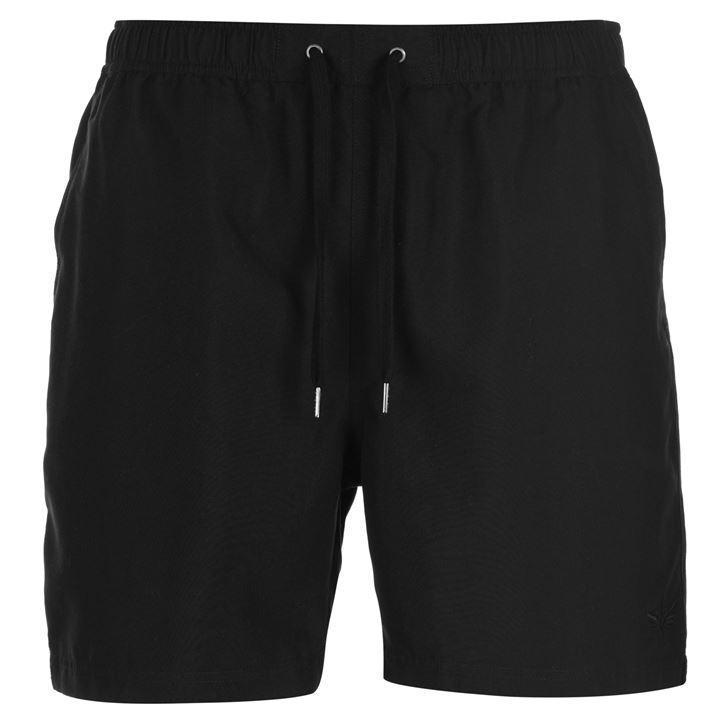 Мужские плавательные черные шорты Firetrap оригинал